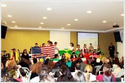 Culto da Família 25/Maio/14 (2º Final de Semana Missionário)