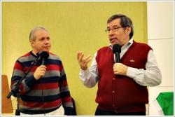 Pr. Raul Justiniano ministra seminário sobre liderança na IMEF