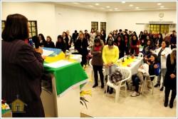 """""""Chá das Dorcas"""" (04/10/14)"""