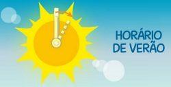 Horário de Verão começa neste domingo (16)