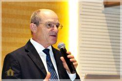 Pr. Reinhold Federolf ministra seminário sobre Arrebatamento na IMEF