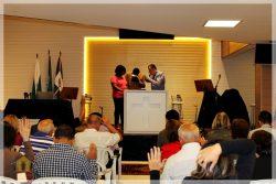 Pr. Horácio e Pra. Marta ministram Seminário para Lideranças da IMEF
