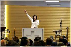 Culto da Família (14/05/17) com Missionária Sara