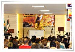 Três dias buscando o Espirito Santo de Deus - 3º Congresso Vem Com Teu Fogo