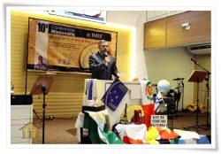 CONFERÊNCIA MISSIONÁRIA CELEBRA 10ª EDIÇÃO NA IMEF CURITIBA