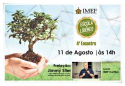 ENCONTRO DE LÍDERES IMEF TERÁ PRELEÇÃO DO PR. JIMMY STIER