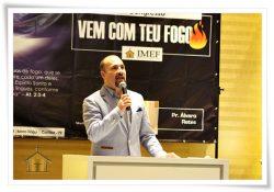 4º edição do Congresso Vem Com Teu Fogo movimenta IMEF Curitiba
