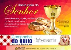 IMEF CELEBRA SANTA CEIA NESTE DOMINGO (02)